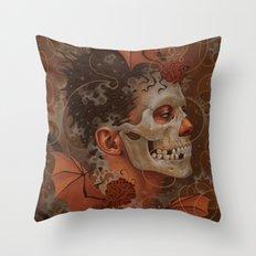 Absurdism Throw Pillow