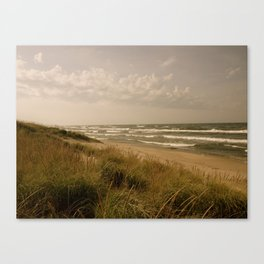 Crests and Valleys Canvas Print