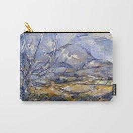 1890 - Paul Cezanne -Montagne Sainte-Victoire Carry-All Pouch