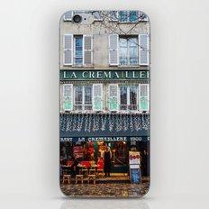 Streets of Paris iPhone & iPod Skin