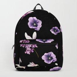 floral art Backpack