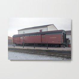Strasburg Railroad Series 23 Metal Print