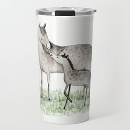 Mare & Foal Travel Mug