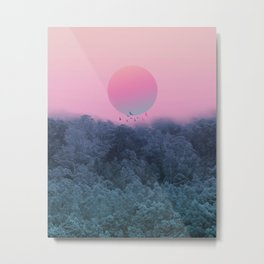 Landscape & gradients IV Metal Print