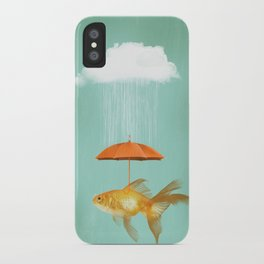 Fish Cover II iPhone Case