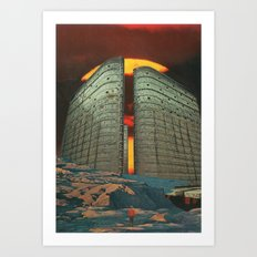 The Empire Never Ended Art Print
