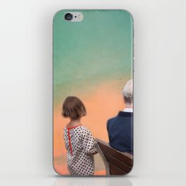 The wonderful stories of my grandfather iPhone Skin
