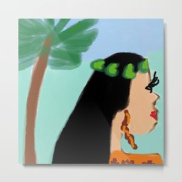 Mary Sue of Hawaii Metal Print