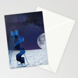 Snowfield Stationery Cards