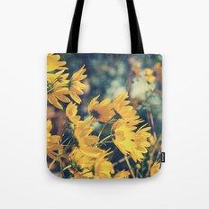 Sunny Autumn Breezes Tote Bag