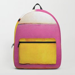 1950 White Center by Mark Rothko HD Backpack