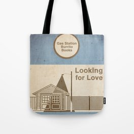 Looking for Love / a Zak & Dean Adventure Tote Bag