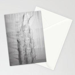 Bunny Girl Glitch Stationery Cards