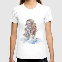 cyclops T-shirts featuring Cyclops by MarieBoiseau