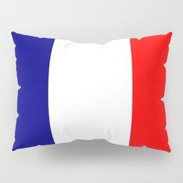 flag of france 4 Pillow Sham