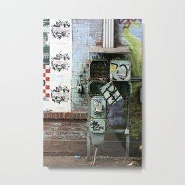 Art of Berlin Metal Print