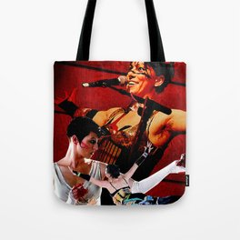 Do it With a Rockstar - Amanda Palmer Tote Bag