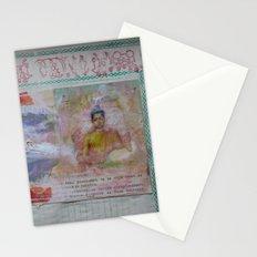 Buddha Collage - JUSTART (c) Stationery Cards