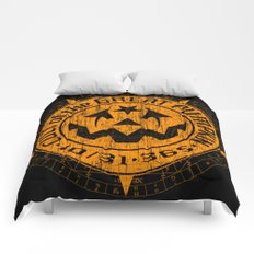 Cult of the Great Pumpkin: Alchemy Logo Comforters