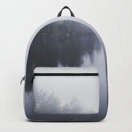 Morning blues Backpack