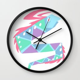 Oarfish Wall Clock