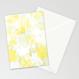 Blooming Flowers Stationery Cards