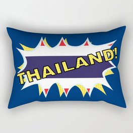 Thailand Rectangular Pillow