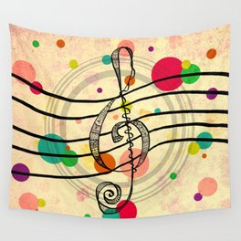 Solo... Wall Tapestry