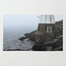 Castle Hill Lighthouse, Rhode Island Rug