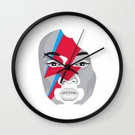 Winnie Stardust Wall Clock