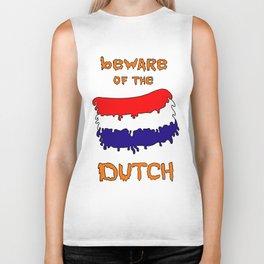Beware of the Dutch Biker Tank