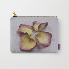 Four Rose Petals Carry-All Pouch
