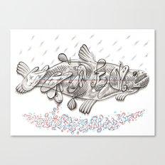 Spawn Canvas Print