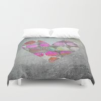 passion Duvet Covers featuring Passion    by LebensART