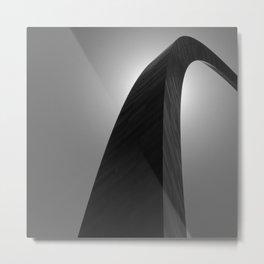 STL - The Arch Metal Print
