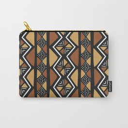 African mud cloth Mali Carry-All Pouch