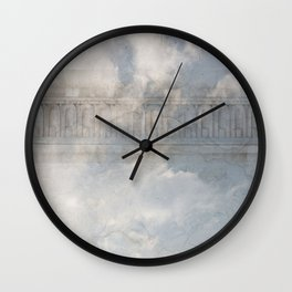 Over the Ages Wall Clock