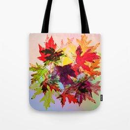 fallen leaves II Tote Bag