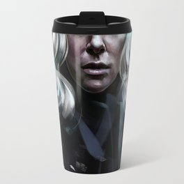Atomic Blonde Travel Mug