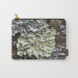 Nature's Fence Flowers Carry-All Pouch