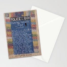 Everybody Lives Stationery Cards
