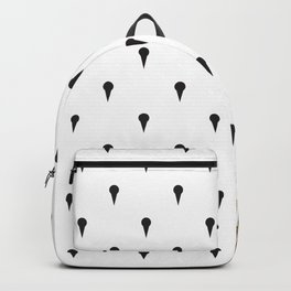 JoJo - Bruno Bucciarati Pattern [Zipper Ver.] Backpack