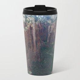 Angels Landing, Zion National Park Travel Mug
