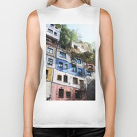 vienna Biker Tanks featuring  Austria Vienna  Travel Photography Fine Art Feature Sale Calender 2014 Iphone by josephinemok