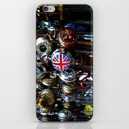 Dangled iPhone Skin