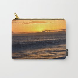 Ocean Sunset Carry-All Pouch