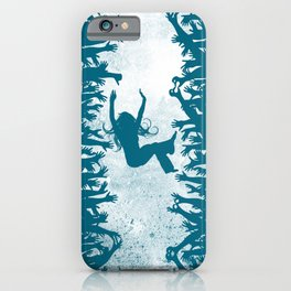 Labyrinth: Helping Hands iPhone Case