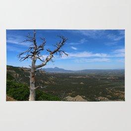 Overlooking The Valley Rug