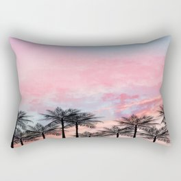 Summer Palm Tree #Society6 #Buyart #Decor Rectangular Pillow