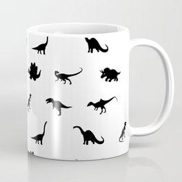 Dinosaurs pattern Coffee Mug